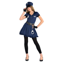 Factory hot sale police dance costume