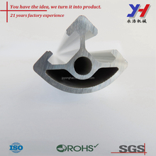OEM ODM Custom Made T Slotted Structural Aluminum Profiles for Machine Guards