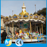 pop game funfair ride merry go round parts with low price