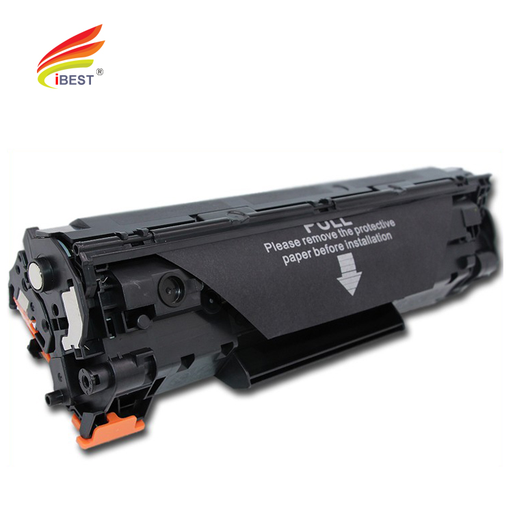 Free Sample Compatible HP CF283A 283A 83A Toner Cartridge