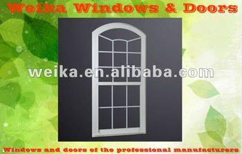 america style vertical window single hung window
