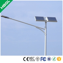 aluminum led street light housing 12V /24V 2015 made in china solar powered led lamps with CE\ROHS\IEC\ISO