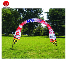 Wholesale Advertising Double Face Arch Banners