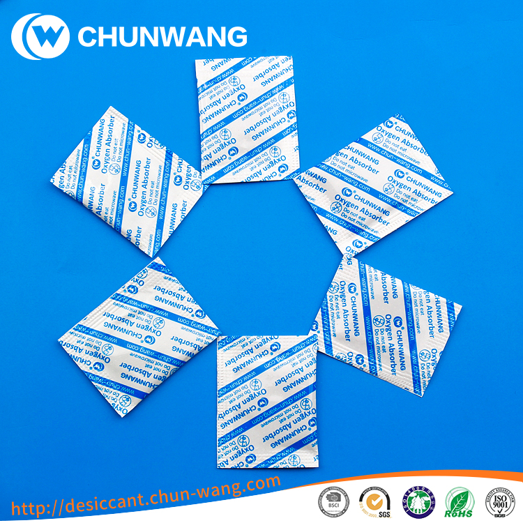 China good price factory oxygen absorbers oxygen scavengers