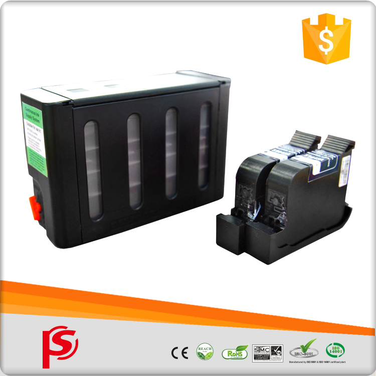 Refill Ciss Ink Cartridge For hp Ink Cartridge compatible ciss inkjet cartridge
