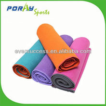 microfiber cleaning towel yoga towel sandy texture