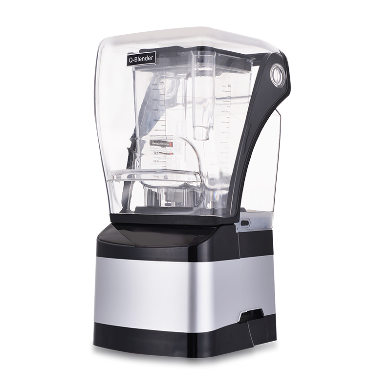 Good quality fashional national super chopper 1800w commercial blender with sound cover