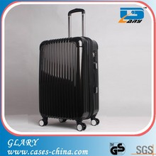 High quality ABS or ABS+PC Spinner luggage cover