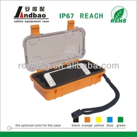 plastic waterproof case