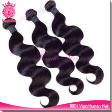 high quality peruvian weave body wave remy virgin human hair weave