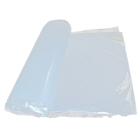 Soft ultra thin silicone rubber sheet