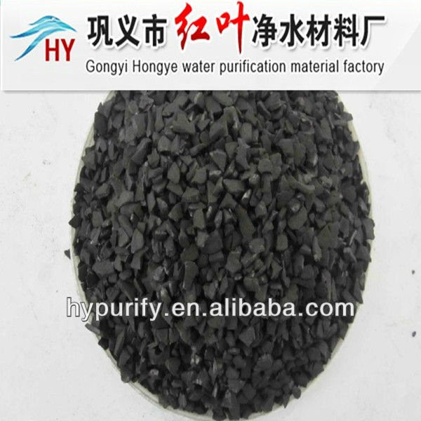 HIGH QUALITY ANTHRACITE FILTER MEDIA FOR WATER TREATMENT