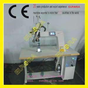 WATERPROOF TAPE JACKET SEAM SEALING MACHINE (for waterproof garment,waterproof tent material pvc,pu,tpu ,three layer)