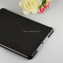 China hot sale 2016 100% real real carbon fiber case for ipad mini 3 tablet