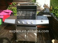 New product natural gas chicken grill