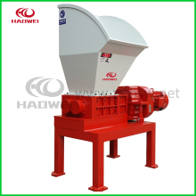 Double Shaft Plastic Bottle Scrap Metal Wood Tire Rubber Cardboard Shredder Crusher