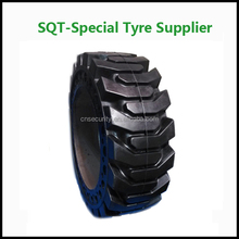 Best Price 10-16.5 Solid Skid Steer Loader Tires With Wheels