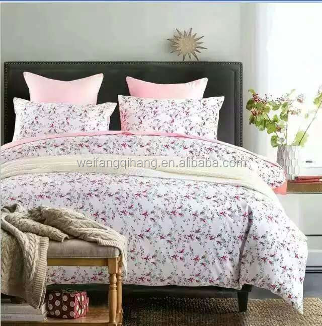 Wholesale cotton reactive printed bedding <strong>set</strong>
