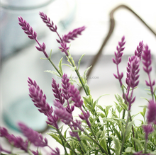 Wholesale best quality lavender plants artificial home table real touch