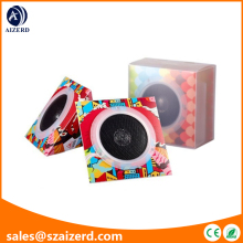 Customized Shape and Logo Portable Paper Speaker