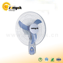 16 inch wall hanging mount oscillating fan