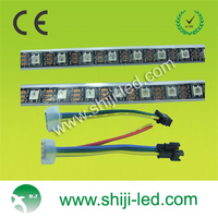 colorful 60 leds pixel ws2812b apa102 led flex strip 30led 60 led 144led