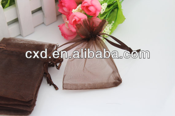 Organza favor bags / Wedding favor pouch for candy