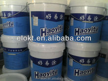 White Color Elastomeric Acrylic Waterproof Roof Coating building material