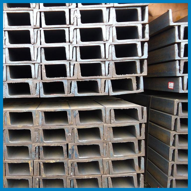 American Standard Black Hot Rolled handrail U Channel for UPE Carbon Channel Beam for Cutting Section Joist