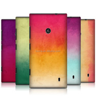 Watercolored Hard Back Case Cover For Nokia Lumia 520