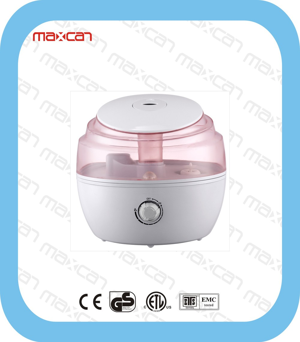 2.8L Low noise design Ultrasonic Air Humidifier