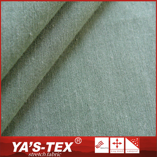 Most popular products light green plain dyed spandex polyester bamboo fabric