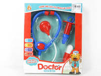 Kids pretend toys colorful playing doctoy set plastic mini doctor set