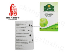 Premium AT88SC1604 contact smart ic card