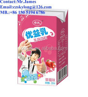 Aseptic Carton Package