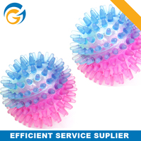 Funny Toys Spiky Stress Ball Rubber