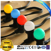 Brand new Multicolor led christmas lights clearance With CE certificate wedding decoration