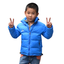 Kids winter clothes boy skiing warm down jkt Jackets