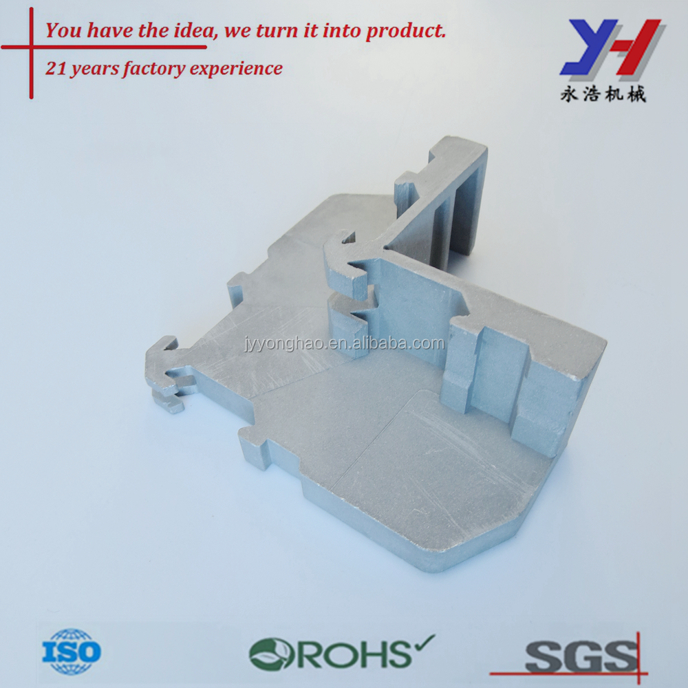 OEM ODM customized china of precision sand blast aluminum Die casting