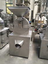 animal feed powder hammer mill and mixer unit
