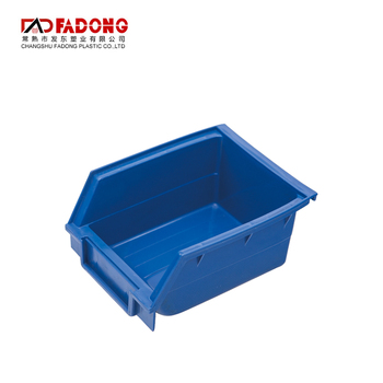high quality divided plastic storage bins manufacturer