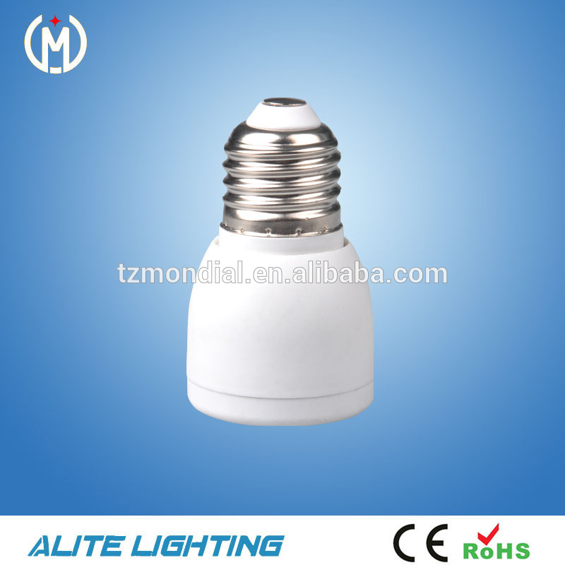 Lamp Adapter E27 to E14 converter