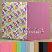 triangle pattern cover for Apple ipad2/3/4