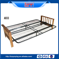 china wholesale market agents adjustable king size cheap metal bed frame brackets