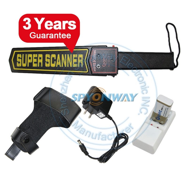 Sensitive Hand-held Metal Detectors Pro-Pointer Metal Detector Mount