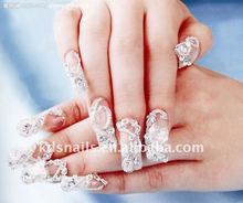Nail Art Embebe Off Gel UV Branco