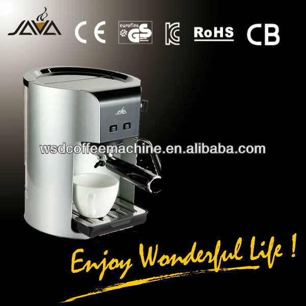 Semi Automatic Coffee&Tea Maker