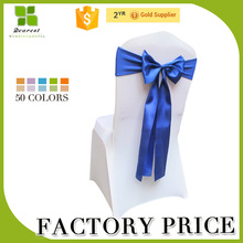 Wholesale Stain Chair Bow , Banquet Chair Sashes, Wedding Chair Covers Decoration