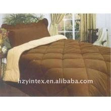 Best selling polyester quilt