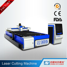 200W 300W 500W 800W 1000W 2000W Fiber Laser Cutting Machine for Metal SS MS